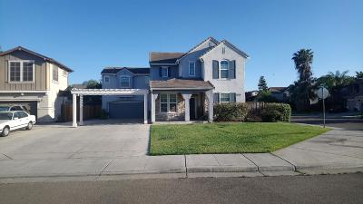 Tracy Single Family Home For Sale: 1304 Pyrenees Street