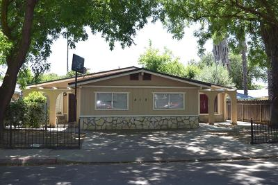 Modesto Multi Family Home For Sale: 412 Corson Avenue