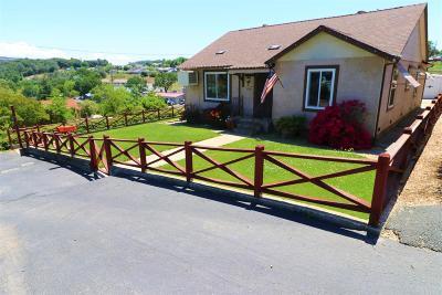 San Andreas Single Family Home For Sale: 454 Alfreda Street