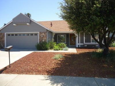 Antelope, Citrus Heights Single Family Home For Sale: 6243 Pinecreek Way