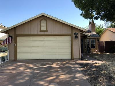 Turlock Single Family Home For Sale: 570 Clover Drive