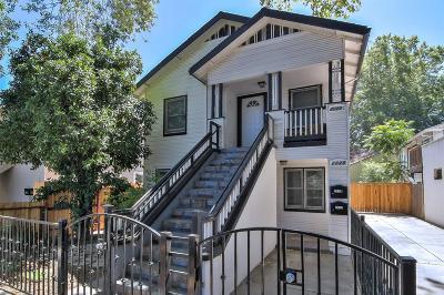 Sacramento Multi Family Home For Sale: 2025 3rd Street