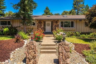 Granite Bay Single Family Home For Sale: 8430 East Granite Drive