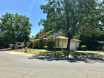 Carmichael Multi Family Home For Sale: 4754 Knapp Way #4756