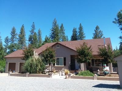 Mokelumne Hill Single Family Home For Sale: 996 Ridge Road