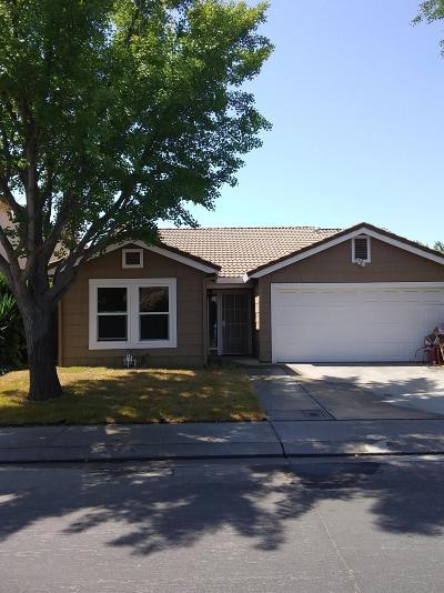 Modesto Single Family Home For Sale: 2820 Villarreal Way