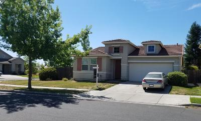 Merced Single Family Home For Sale: 4609 Stern Drive
