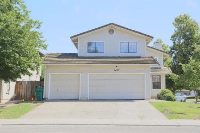 Single Family Home For Sale: 6677 El Capitan Circle