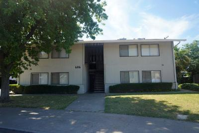 Stockton Multi Family Home For Sale: 606 East Yorkshire Drive