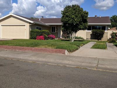 Sacramento County Single Family Home For Sale: 7365 Putnam Way