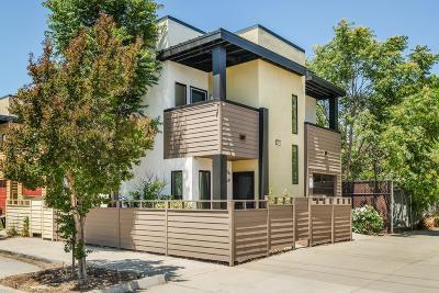 Sacramento Single Family Home For Sale: 2619 R Street