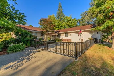 Antelope, Citrus Heights Single Family Home For Sale: 5534 Kingswood Drive
