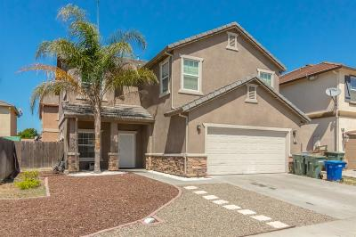 Ceres Single Family Home For Sale: 3027 Sariya Way