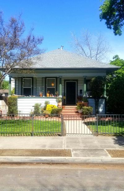 Single Family Home For Sale: 505 West Flora Street