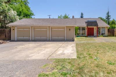 North Highlands Single Family Home For Sale: 3610 Oak Dell