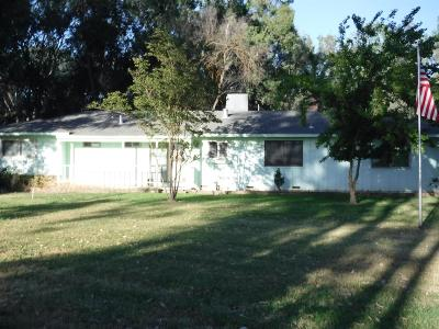 Herald Single Family Home For Sale: 12443 Clay Station Road
