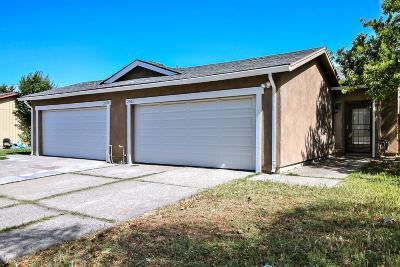 Stockton Multi Family Home For Sale: 2021 Colt Drive #2023