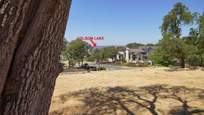 El Dorado Hills Residential Lots & Land For Sale: 2545 West Via Fiori