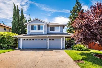 Rocklin Single Family Home For Sale: 3332 Zircon Drive