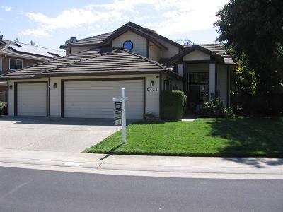 Elk Grove Single Family Home For Sale: 9425 Clementine Way