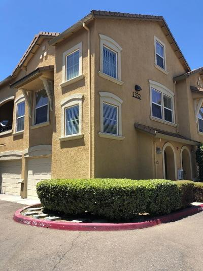 West Sacramento Condo For Sale: 1332 Milano Drive