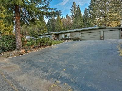 Camino Single Family Home For Sale: 4522 Superior Drive