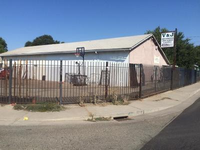 Manteca, Modesto, Stockton, Tracy, Lathrop Commercial For Sale: 1201 North Filbert Street