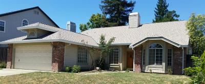Citrus Heights Single Family Home For Sale: 8305 Zephyr Creek Court