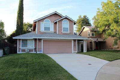 Antelope, Citrus Heights Single Family Home For Sale: 4929 Fawnridge Court