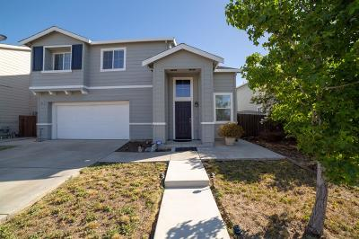 Tracy Single Family Home For Sale: 3037 Ormonde Street