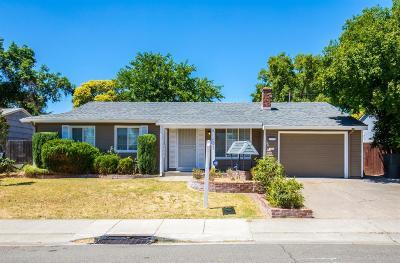 Sacramento County Single Family Home For Sale: 4525 Goya Parkway
