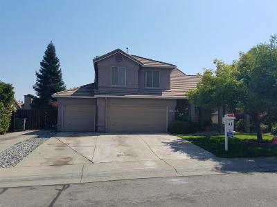 Roseville CA Single Family Home For Sale: $469,900