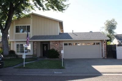 Antelope, Citrus Heights Single Family Home For Sale: 6609 Creekmont Way