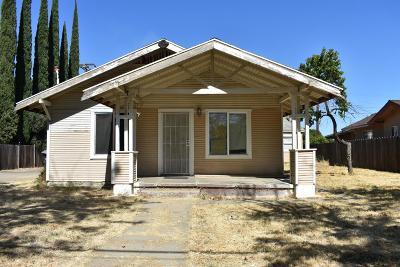 Modesto Single Family Home For Sale: 115 Merced Avenue