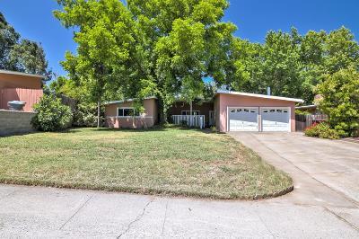 Fair Oaks Single Family Home For Sale: 8107 Kaula