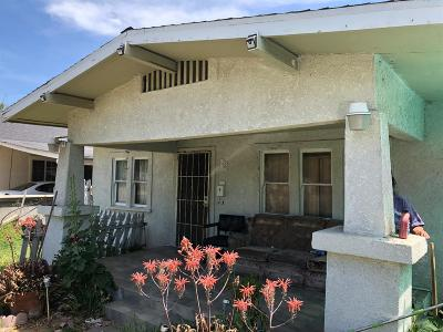 Turlock Single Family Home For Sale: 210 South Orange Street