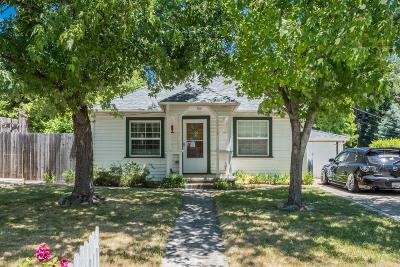 Camino Single Family Home For Sale: 2919 Elmer Street