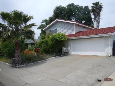 Sacramento Single Family Home For Sale: 9421 Medallion Way