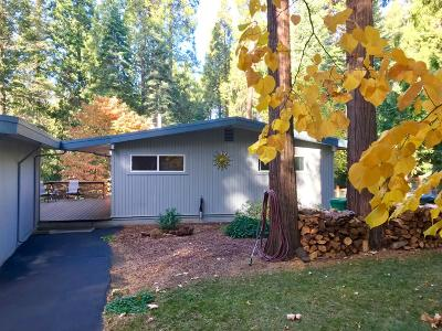 Pollock Pines Single Family Home For Sale: 5527 Gilmore Road