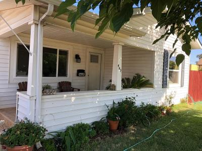 Lincoln Single Family Home For Sale: 467 A Street