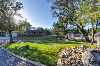 Granite Bay CA Single Family Home For Sale: $958,000
