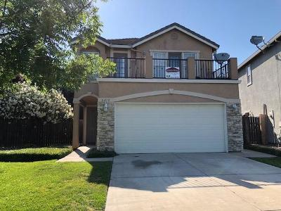 Stockton Single Family Home For Sale: 3217 English Oak Circle