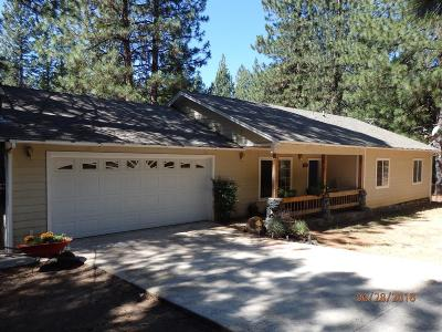 Pioneer Single Family Home For Sale: 23826 Meadow Crest Drive
