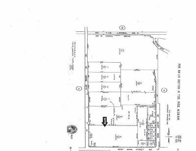 Turlock Commercial Lots & Land For Sale: 2625 West Main Street