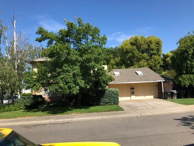 Sacramento CA Multi Family Home For Sale: $449,900