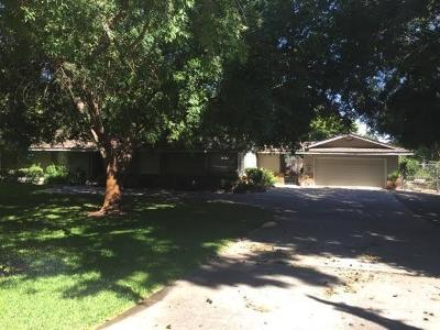 Merced Single Family Home For Sale: 1401 West North Bear Creek Drive