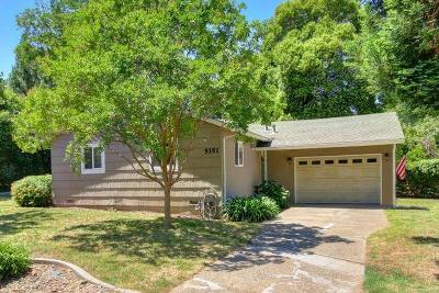 Fair Oaks Single Family Home For Sale: 5351 Nugget Road