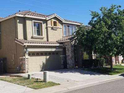 Rancho Cordova Single Family Home For Sale: 4103 Preserve Way