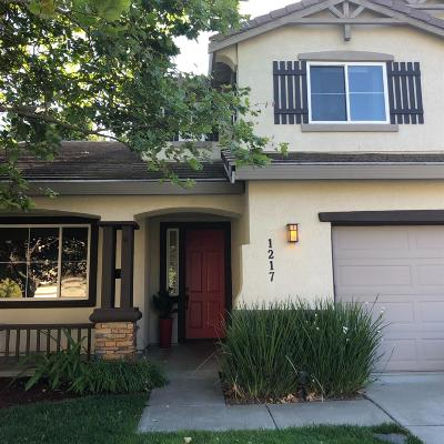 Davis CA Single Family Home For Sale: $839,900