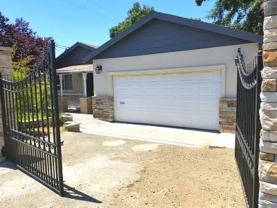 Orangevale Single Family Home For Sale: 6101 Hazel Avenue